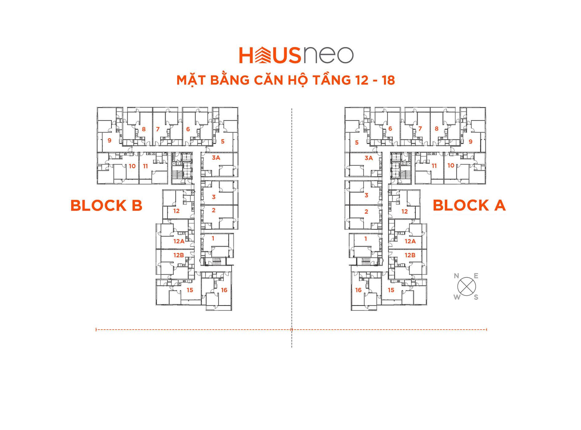 Mặt bằng-căn-hộ-tầng-12---18---căn-hộ-Hausneo---quận-9