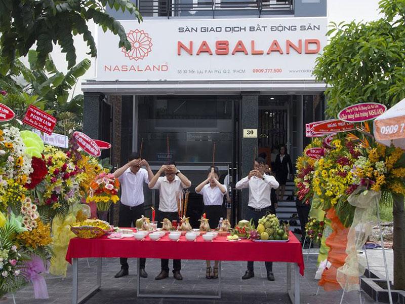 nasaland
