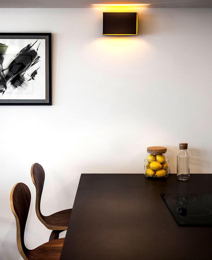9apartment king david roy david 12 - Mẫu nội thất căn hộ theo tông màu tối
