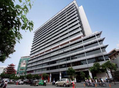 Centrepoint - Những công trình vs hoạt động của Mapletree tại Việt Nam