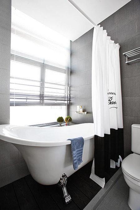 can ho kieu phap 10 - Mẫu căn hộ có thiết kế mang phong cách thanh lịch Pháp