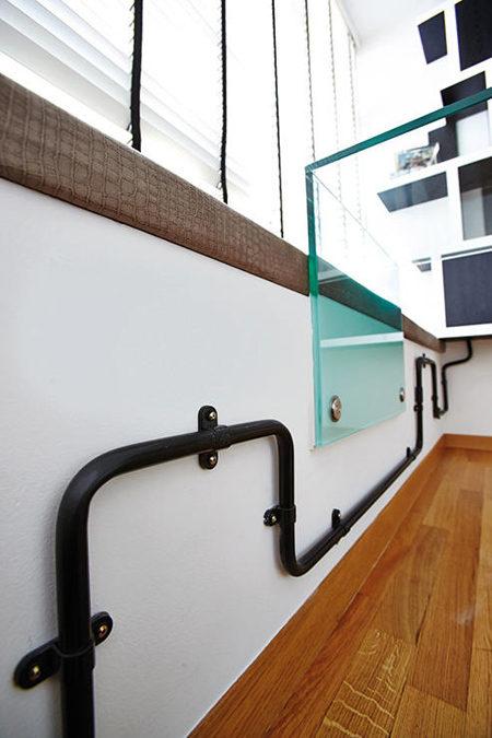 can ho kieu phap 11 - Mẫu căn hộ có thiết kế mang phong cách thanh lịch Pháp