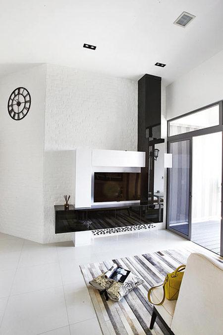 can ho kieu phap 3 - Mẫu căn hộ có thiết kế mang phong cách thanh lịch Pháp