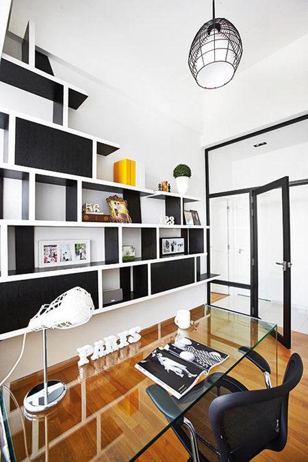 can ho kieu phap 4 - Mẫu căn hộ có thiết kế mang phong cách thanh lịch Pháp