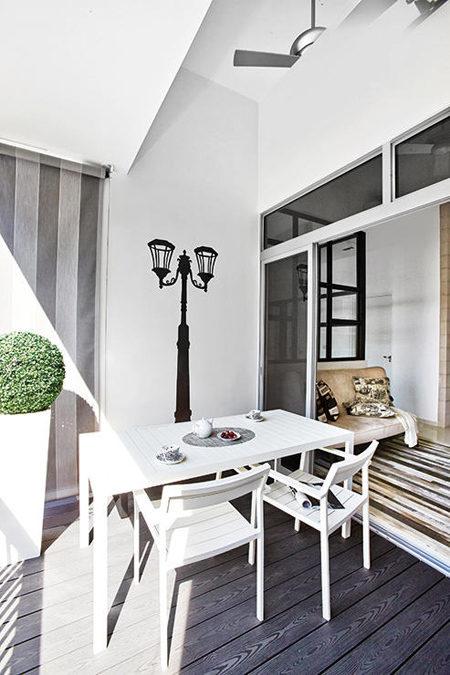 can ho kieu phap 5 - Mẫu căn hộ có thiết kế mang phong cách thanh lịch Pháp