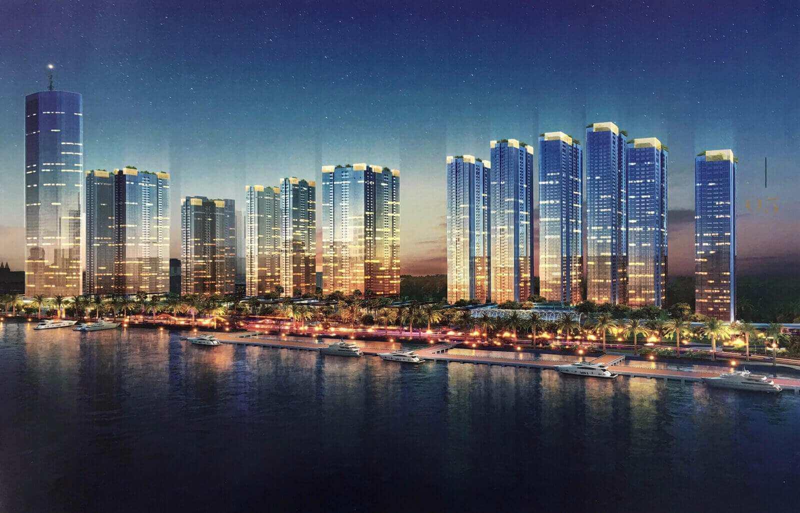 golden river bg compressed 1 - Thị trường bất động sản trong nước sẽ được làm ấm nhờ tốc độ đô thị hóa