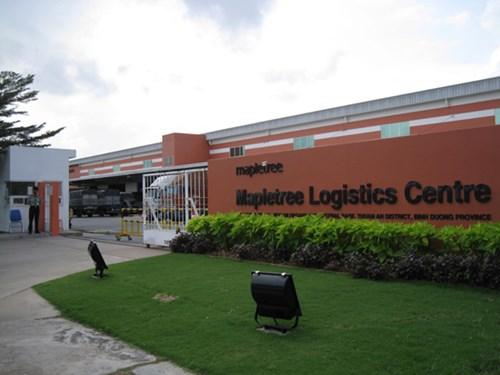 mapletree logistics - Những công trình vs hoạt động của Mapletree tại Việt Nam