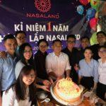 Nasaland tổ chức kỷ niệm 1 năm thành lập và ra mắt sàn giao dịch Nasahome