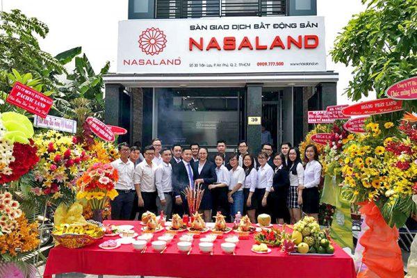 tap the cong ty nasaland 600x400 - NASALAND TỔNG TUYỂN DỤNG NHÂN TÀI