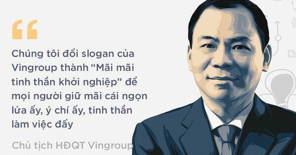 pham nhat vuong vingroup - Tinh thần khởi nghiệp của tỷ phú Việt Nam đầu tiên lọt vào danh sách 500 người giàu nhất hành tinh