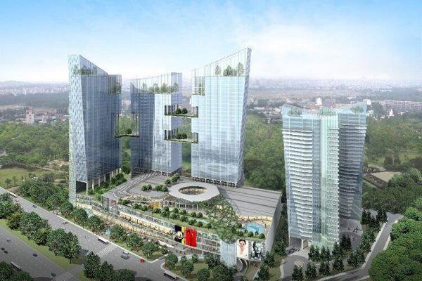 saigon southplace 600x400 - Những dự án nổi bật của chủ đầu tư Mapletree tại Việt Nam