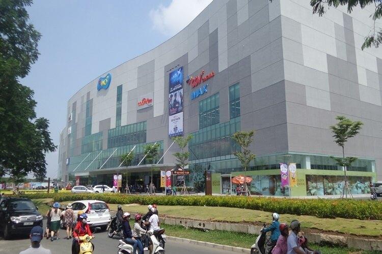 Trung tâm thương mại SC VivoCity của Mapletree