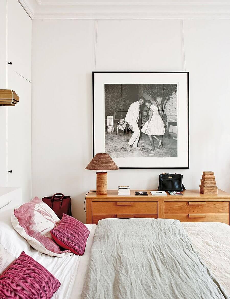 can ho phong cach Parisian 10 - Căn hộ hiện đại mang phong cách Parisian thanh lịch
