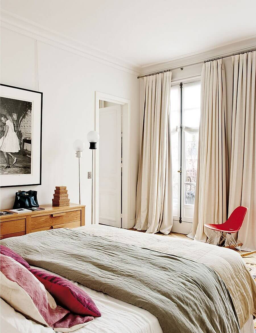 can ho phong cach Parisian 9 - Căn hộ hiện đại mang phong cách Parisian thanh lịch