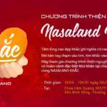 [Thư ngỏ] Tham gia chương trình thiện nguyện Nasaland Khắc