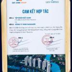 Nasaland ký Cam kết hợp tác cùng Tập đoàn Đất Xanh