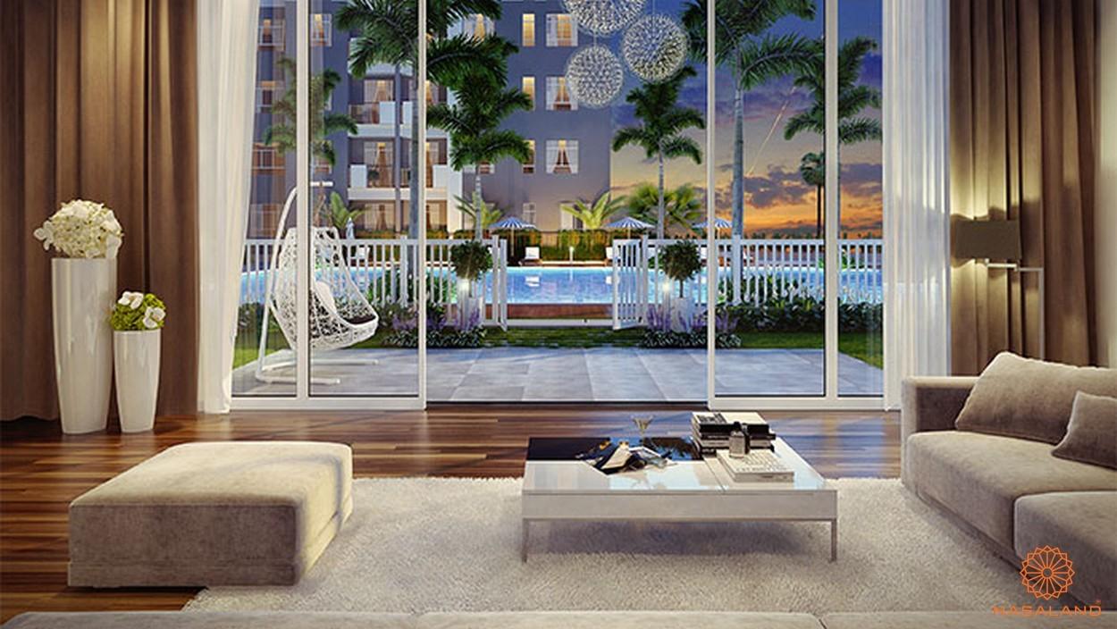 Thiết kế căn hộ chung cư Masteri Thảo Điền quận 2
