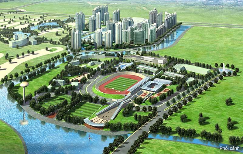 saigon sport city