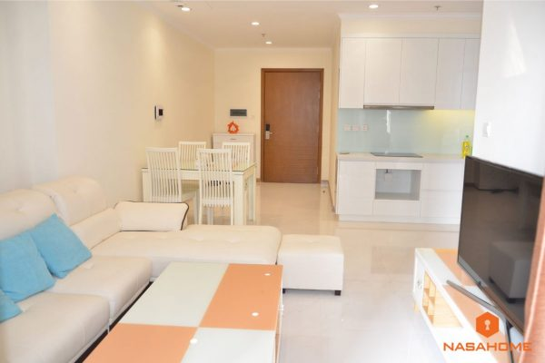Luxury apartment – Central of Ho Chi Minh city