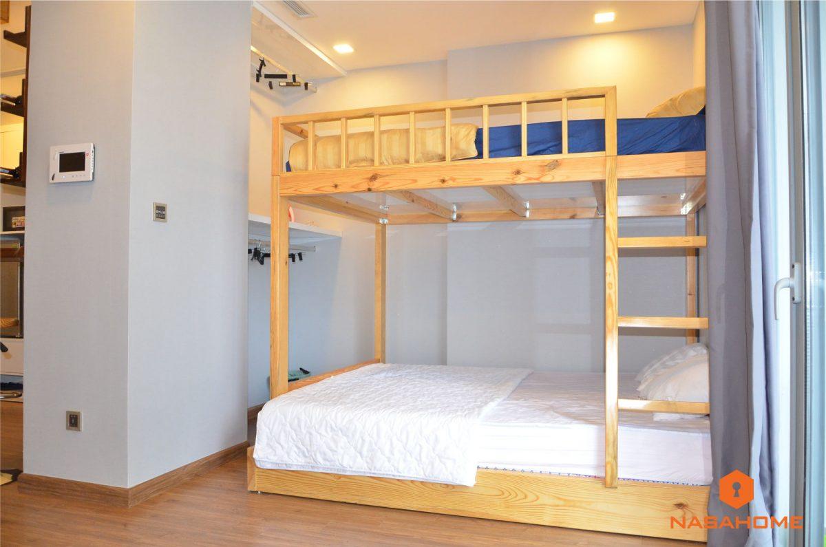 phòng ngủ căn hộ P6B1908