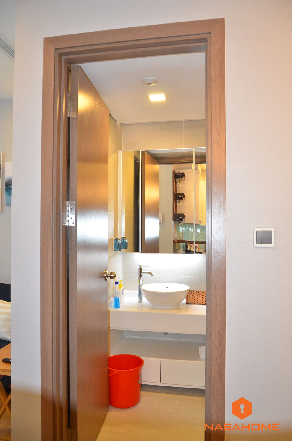 thiết kế căn hộ P6B1908
