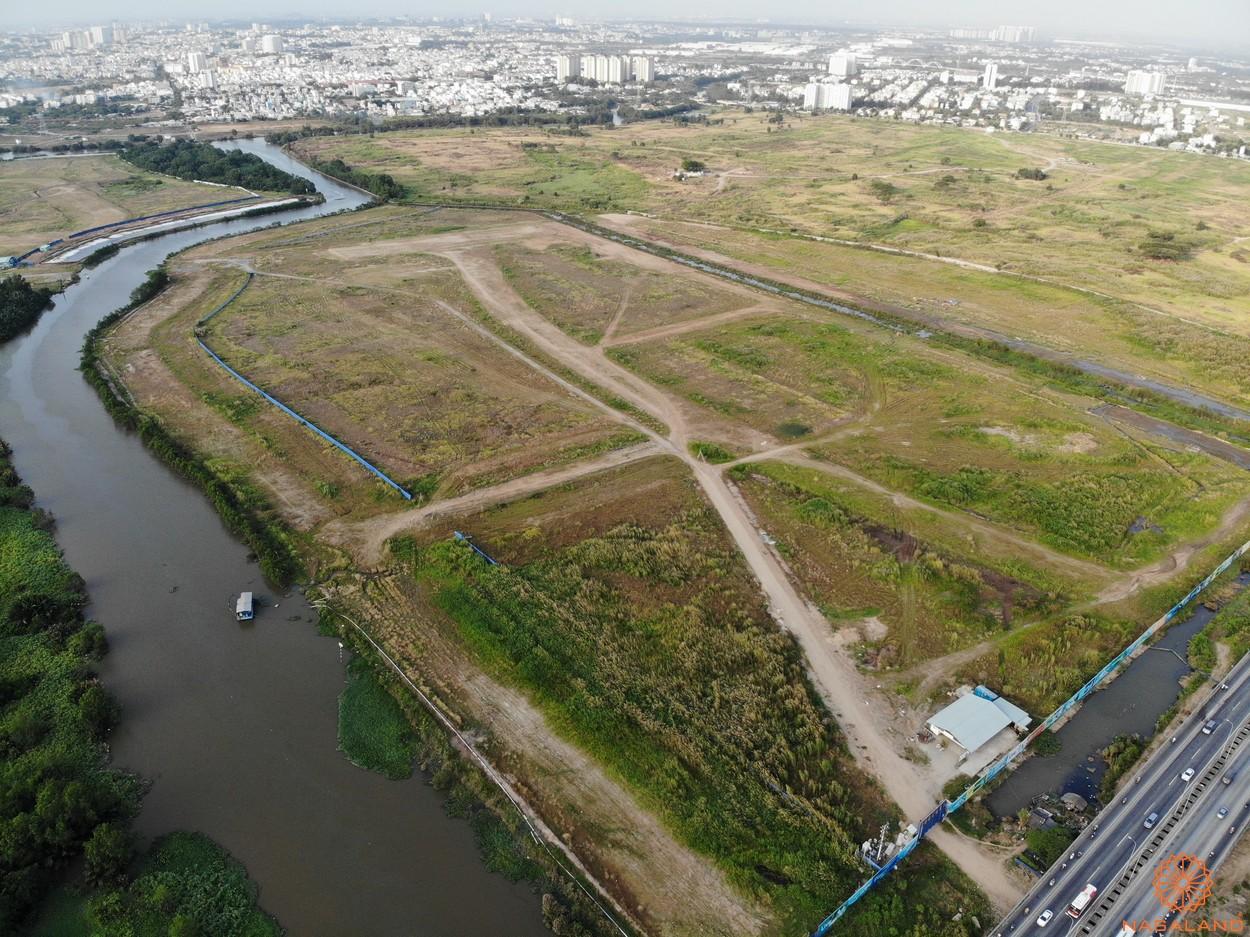 Hình ảnh thực tế dự án căn hộ Saigon Sport City 2