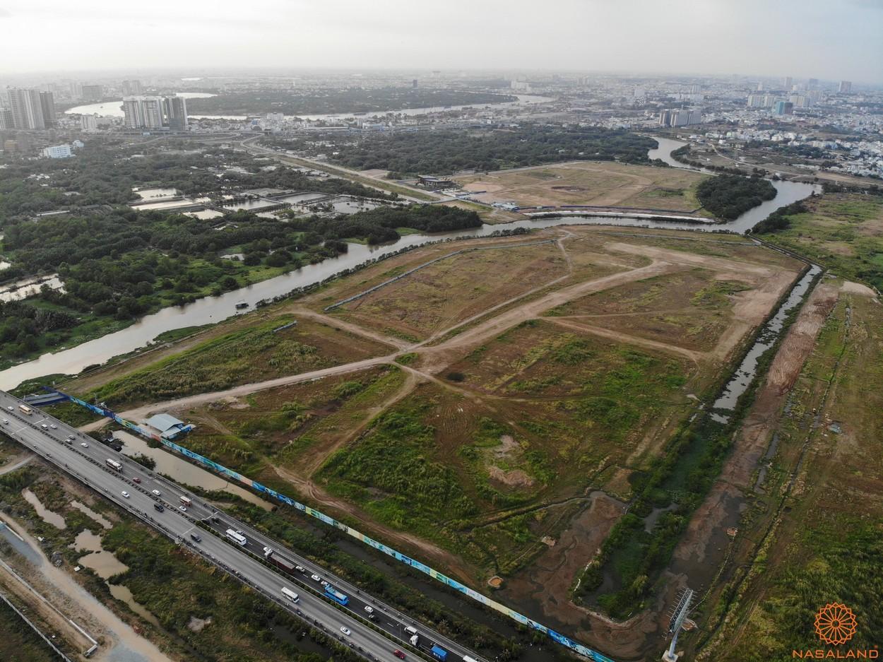 Hình ảnh thực tế dự án căn hộ Saigon Sport City 1