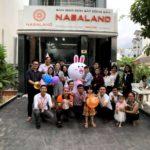 Quốc tế Thiếu nhi cùng đại gia đình Nasaland