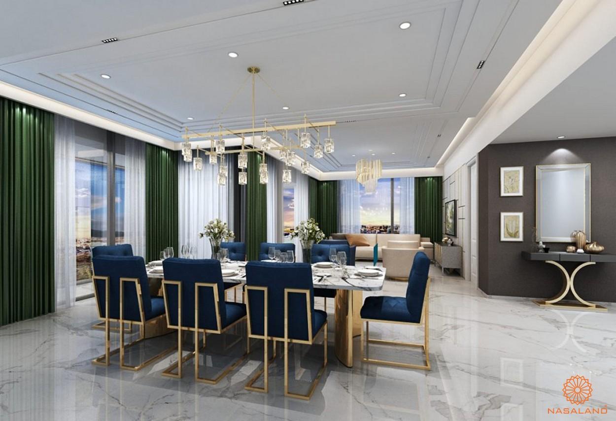 Nhà mẫu căn hộ chung cư The Metropole Thủ Thiêm