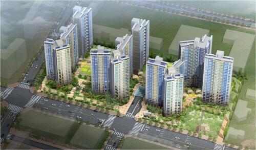 Misa Gangbyeon Riverview Xi - Hàn Quốc