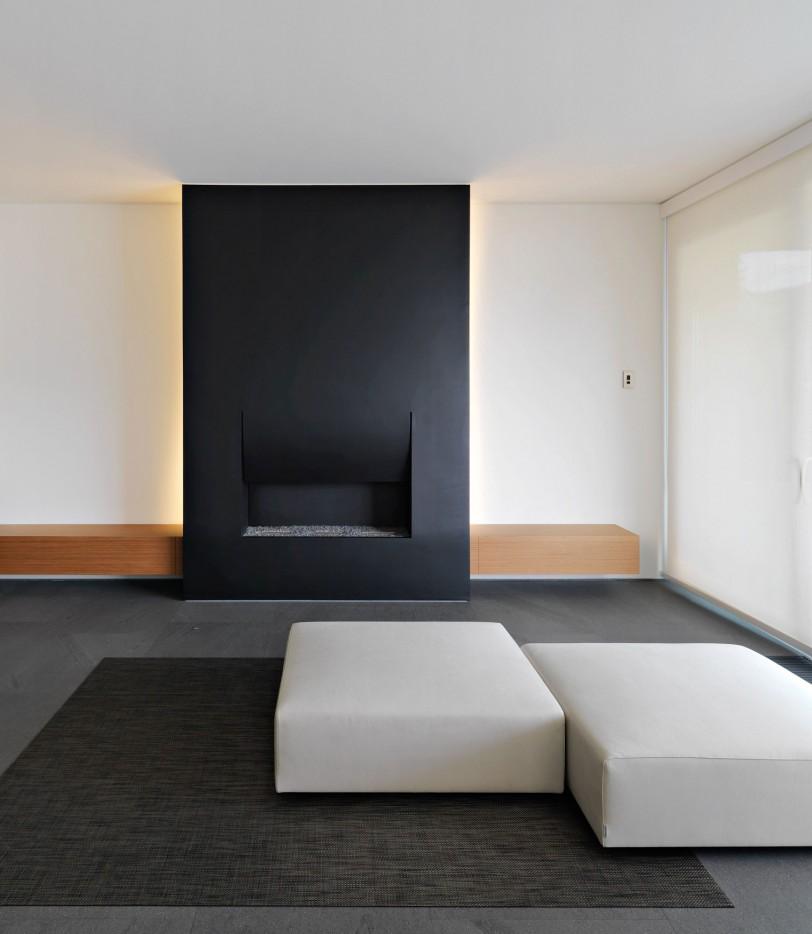 căn hộ tối giản