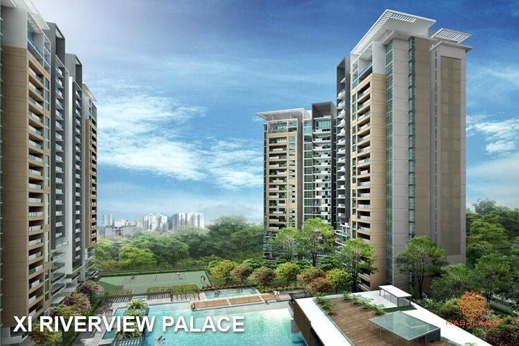 dự án xi riverview palace