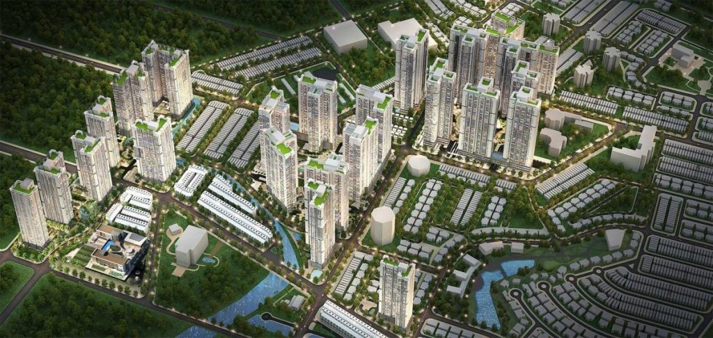 tổng quan dự án căn hộ raemian city