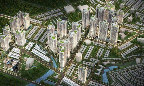 tổng quan dự án raemian city
