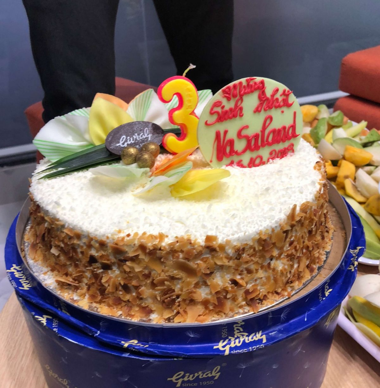 sinh nhật lần thứ 2 công ty tnhh nasaland