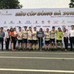 Nasaland Tham Gia Siêu Cúp Bóng Đá Vinhomes Trước Thềm Mở Bán Vincity Grand Park