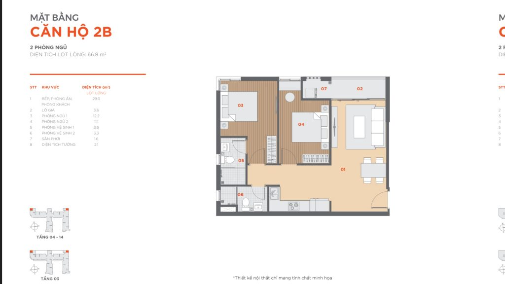 mặt bằng dự án căn hộ hausbelo quận 9