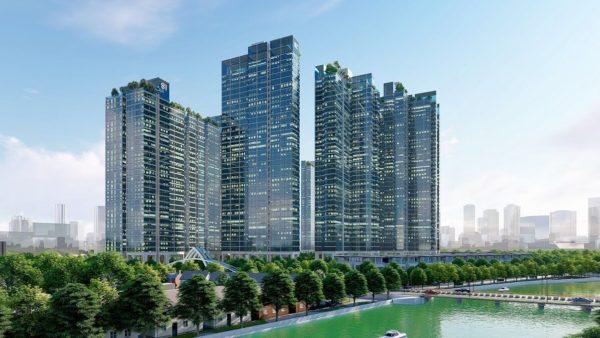 Tiện ích căn hộ chung cư The Palace Residence Quận 2 Đường chủ đầu tư Novaland