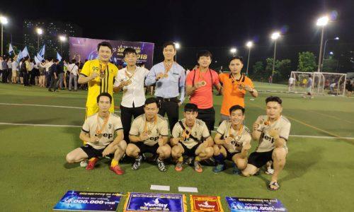 giải đấu bóng đá vinhomes