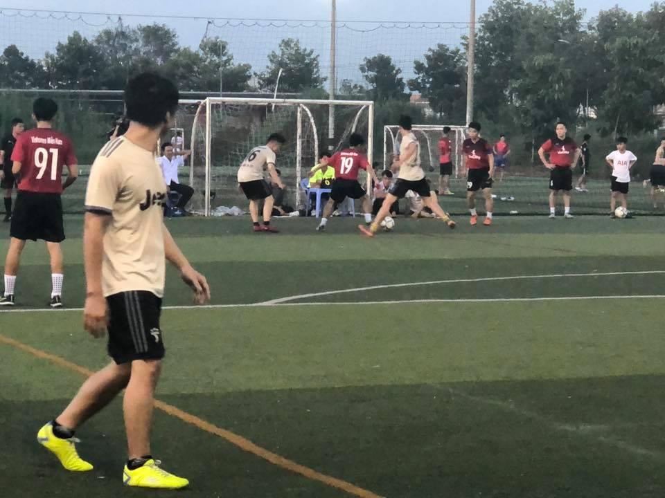 siêu cúp bóng đá vinhomes