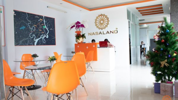 Cho thuê Văn phòng Tòa Nhà Nasaland