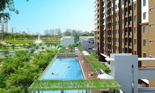dự án căn hộ masteri parkland
