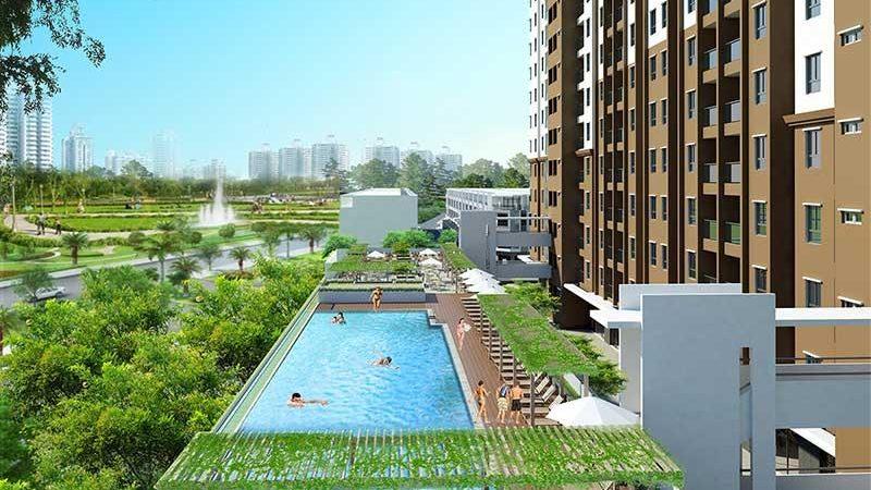 dự án căn hộ masterise parkland