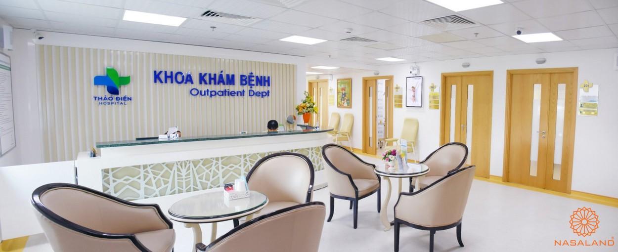 Tiện ích Masterise Parkland - bệnh viện Thảo Điền