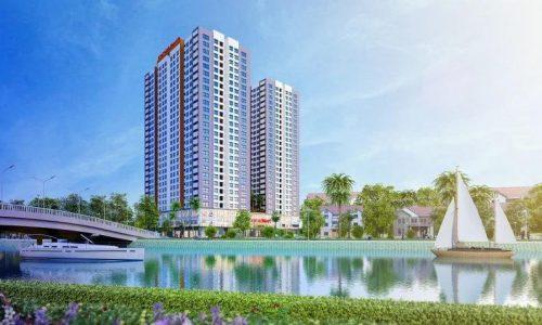 dự án căn hộ homyland 3