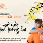 Thư Ngỏ Chương Trình Thiện Nguyện Nasaland Khắc 2019