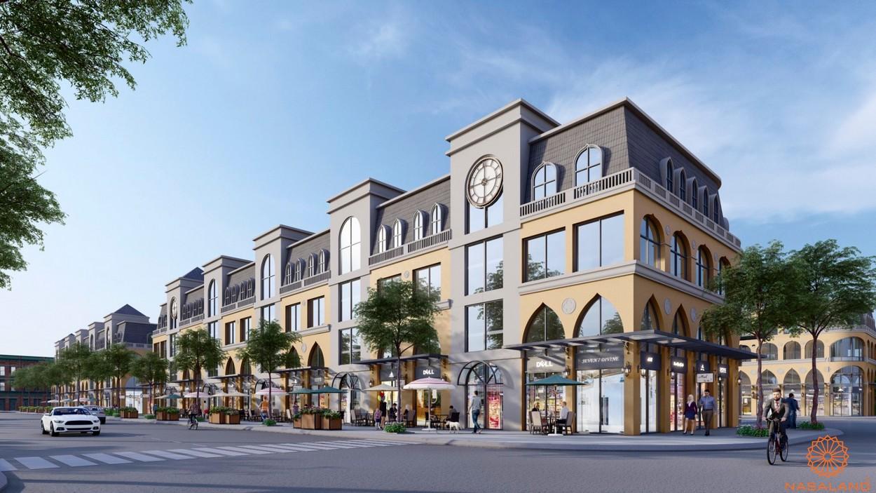 Nội thất KDL Lạc Việt Bình Thuận (Venezia Beach) - Boulevard Shophouse