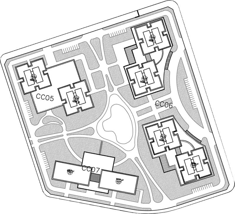 Mặt bằng chi tiết dự án căn hộ 152 Điện Biện Phủ quận Bình Thạnh