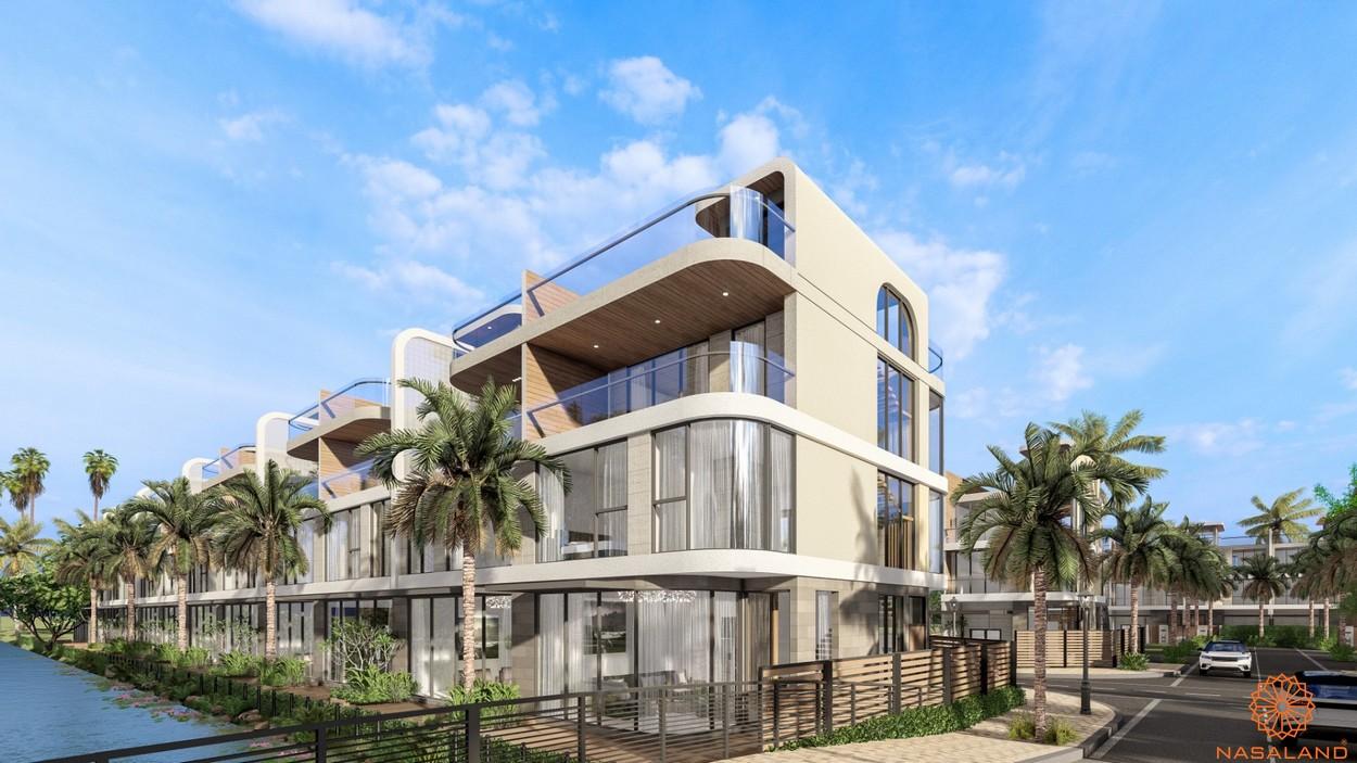 Nội thất KDL Lạc Việt Bình Thuận (Venezia Beach) - Garden House