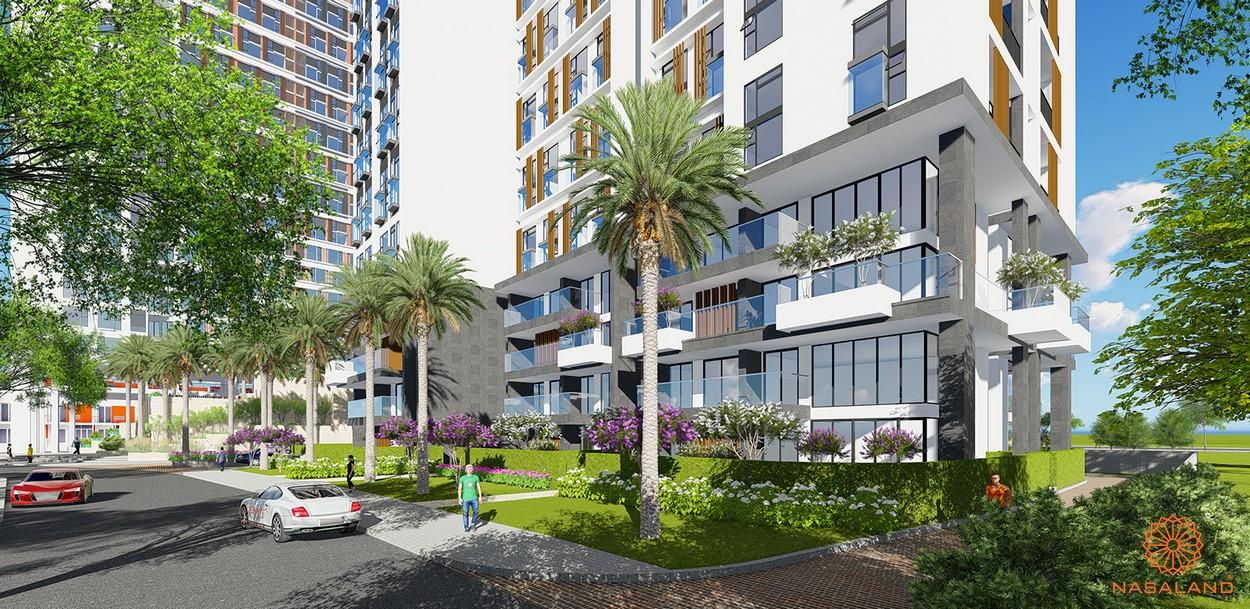 Phối cảnh dự án căn hộ La Astoria Quận 2